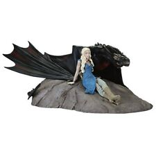 Dark Horse Deluxe Game Of Thrones Daenerys & Dragon Statue! New FREE Delivery!