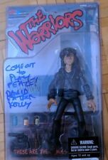 The Warriors Movie Action Figure MEZCO Rogues Luther signed David Patrick Kelly