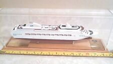 "Sun Princess Cruise Ship Ocean Liner Travel Agent Model 12"" Princess Cruises"