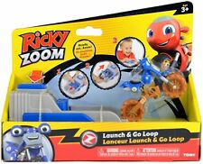 Ricky Zoom - Launch & Go Loop Hoopla Playset BRAND NEW