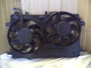 saab 9-5 2.2 tid cooling fans