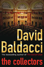 The Collectors by David Baldacci (Paperback, 2006) FREE DELIVERY TO AUS