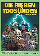 Sieben Todsünden (1. Auflage), Taschen