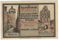 Notgeld - Stadt Gransee - 75 Pfennig - ohne Datum