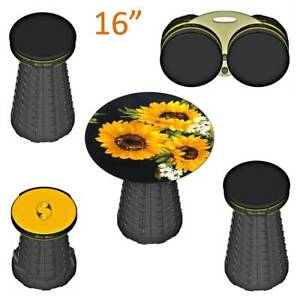 "Set of 16"" Mini-Max stools including 2 pads and the Mini-Table option (Safrut)"