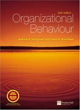 Organizational Behaviour: An Introductory Text By Dr Andrzej Hu .9780273708353