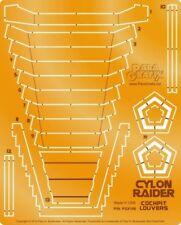 PARAGRAFIX 1/32 Battlestar Galactica: Cylon Raider Cockpit Louvers Photo PGX186