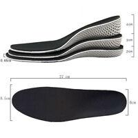 Insert Shoe Pad Height Increase Cushion Elevator Taller Insole Heel Lift Unisex