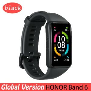 Global Version Huawei HONOR Band 6 Heart Rate Monitor Watch Smartwatch