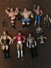 WWE Tito Santana 2003...CM Punk2012...and others...not all WWE