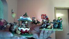 Lot of 5 Fair Themed Teeny Tiny Tails