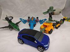 Transformers x4: Air Raid - Thundercracker - Jolt - Rare Unknown Takara Model