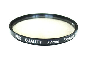 77mm Pro-Quality Skylight 1A Filter - NEW
