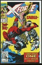 LOT OF 5 COPIES X-FORCE #15 NEAR MINT 9.4 DEADPOOL 1992 MARVEL COMICS
