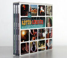 BEGINNER'S GUIDE TO LATIN LOUNGE [3CD / 2007] 5014797135406