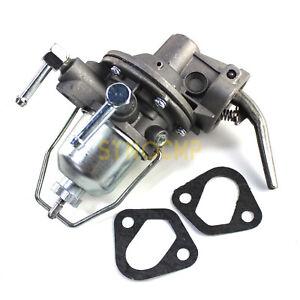 Nissan K21 K25 Engine Fuel Pump For Komatsu TCM Gasoline LPG Forklift Parts