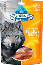 Blue Buffalo Wilderness Turkey Jerky 3.25OZ (Free Shipping in USA)