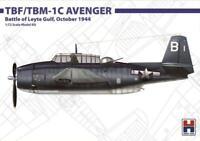 TBF/TBM-1C AVENGER (U.S. NAVY MKGS)#72010 1/72 HOBBY2000/HASEGAWA LIMITED EDIT.
