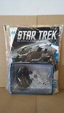 *#68 STAR TREK STARSHIPS COLLECTION FEDERATION ATTACK FIGHTER ENTERPRISE WARS