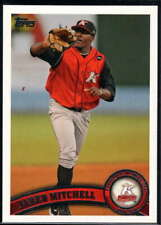 2011 Topps Pro Debut #9 Jared Mitchell NM-MT