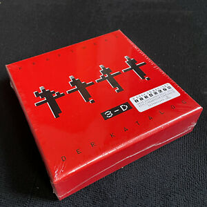 Kraftwerk - 3-D • Der Katalog - 8 CD Box Set