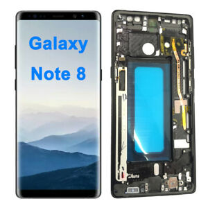For Samsung Galaxy Note 8 LCD Screen Digitizer Replacement Display B with Dot