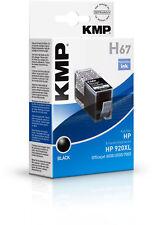 KMP Tintenpatrone für HP Cd975ae. Schwarz/17170051 36 Ml
