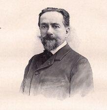 Aimé Guinard Saint-Etienne Loire Chirurgien des Hôpitaux de Paris Hôtel-Dieu
