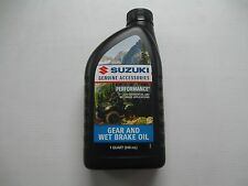 Suzuki Gear and Wet Brake Oil, Sp-1H, Differential and Wet Brake Oil- 32 oz.