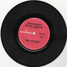THE BEATLES Strawberry Fields Forever / Penny Lane *RARE NEW ZEALAND PARLOPHONE*