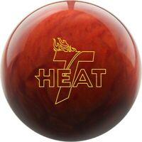 "New Track Heat Lava Bowling Ball | 1st 15#3oz Top 3.00oz Pin 3-4"""