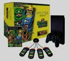 SONY PLAYSTATION 2 CONSOLE / PS2 CONSOLE / BUZZ MONSTER RUMBLE LIMITED EDITION