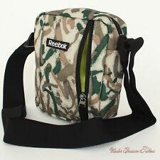 8519da0e3b53b REEBOK Tasche Original Handtasche Schultertasche Bag Klein Mini tarn unisex  NEU