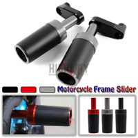 CNC Cylinder Frame Slider Crash Pads Cover Protector for BMW F800R F 800 R 15 16