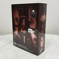 THE X FILES The Complete Season 4 Collector's Edition DVD 7 Disc Box Set