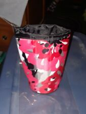 Thirty-One Bring-A-Bottle Thermal Pouch - Bold Bloom - Water Bottle Holder