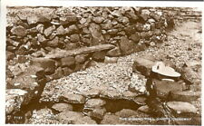 Northern Ireland: The Wishing Well, Giant's Causeway - B/W RP - Unposted 1940's