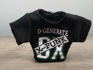 WWE Jakks D-Generation X-Punk Accessory Entrance Shirt For Figures
