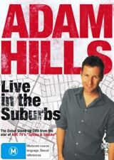 Adam Hills - Live In The Suburbs (DVD, 2006)