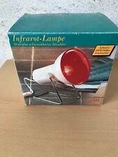 Edutec Infrarot-Lampe - stufenlos schwenkbarer Strahler
