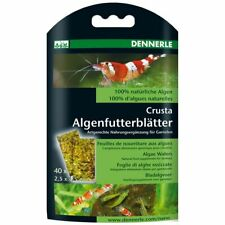 Dennerle Nano Algae Wafers Natural feed supplement for shrimps