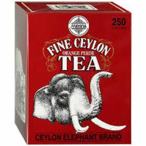 Mlesna Fine Ceylon Orange Pekoe Loose Tea 250g