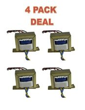 Universal Line Matching Transformer 2A - 110/220V, 12-0-12V LP-575 (4 PACK)