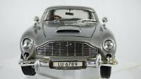JOYRIDE 1:18 1965 Aston Martin DB5 007 James Bond Goldfinger Gadgets Toy Car