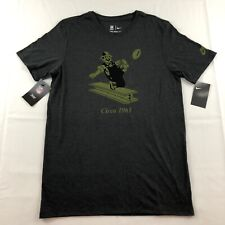 The Nike Tee Steelers Circa 1961 Graphic Shirt Mens size XL