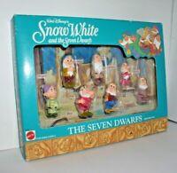 Walt Disney's Snow White and the Seven Dwarfs - The Seven Dwarfs - New in Box