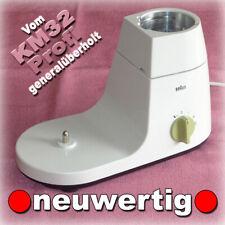 █ BRAUN KM32 🔴 MOTORBLOCK Küchenmaschine KM 32 4122 - 1 J GEWÄHRLEISTUNG (1150)