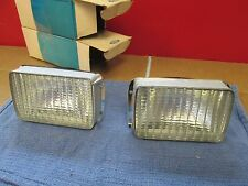 1974 FORD MUSTANG PARKING LIGHT LENSES NOS FORD PAIR 215