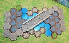 Heroscape Bridge and Road Mini Set with Sparkling Water - 72 Total Hexes