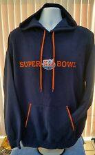 Chicago Bears COLORS  NFL APPAREL   Hooded SUPERBOWL XL1 Sweathshirt, XL